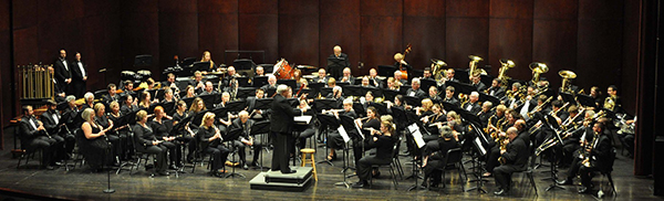 MCCC Symphony Band and Agora Chorale