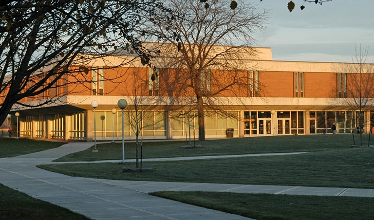 Campbell Learning Resource Center