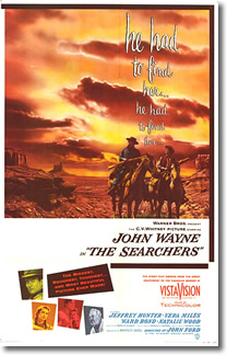 Film Series: The Searchers