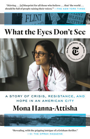 Book Cover What the eyes dont see