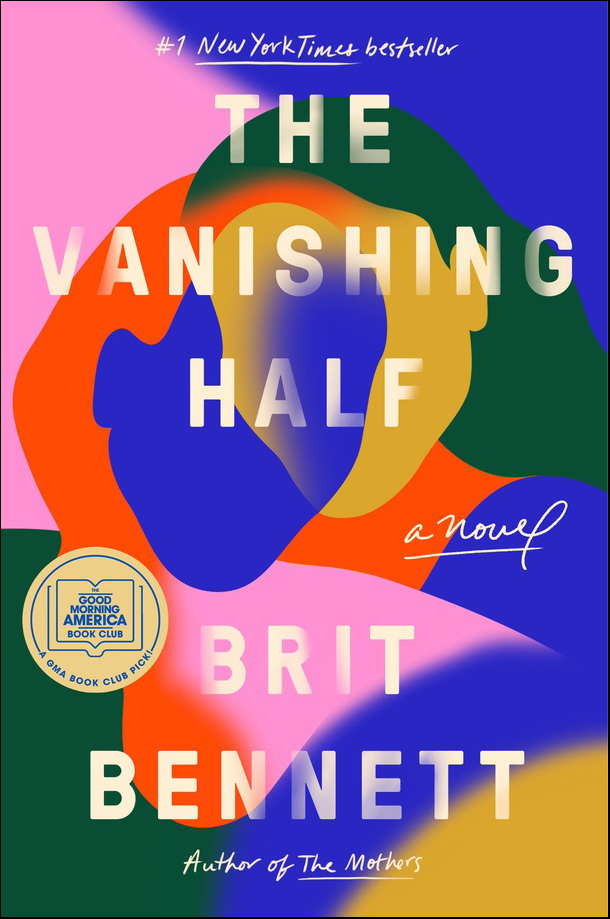 the vanishing half book cover image