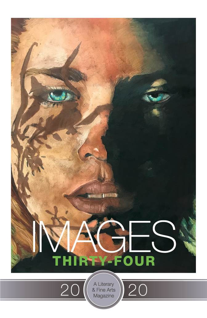 Images Literary Magazine Cover Photo