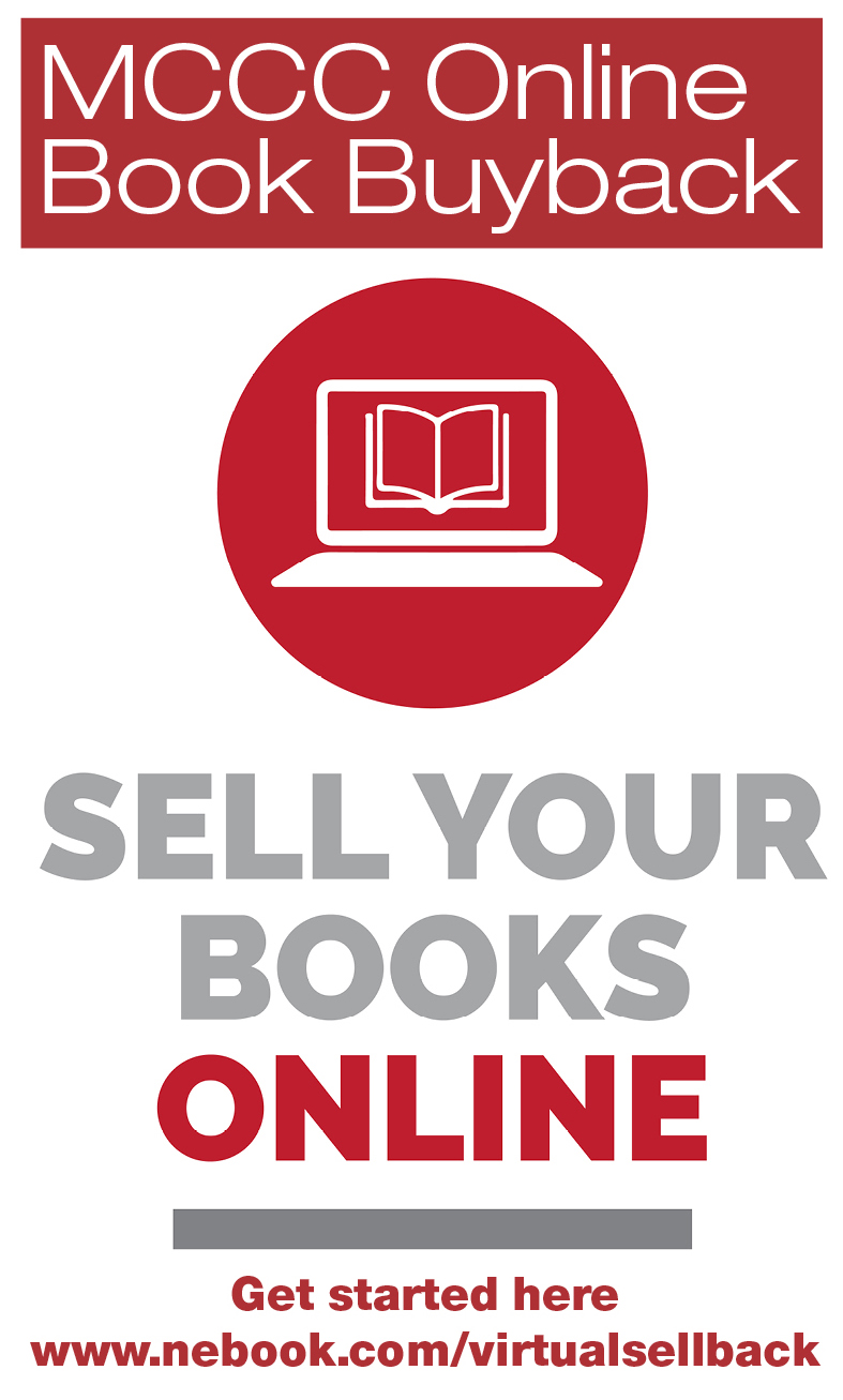 Online book buy back graphic