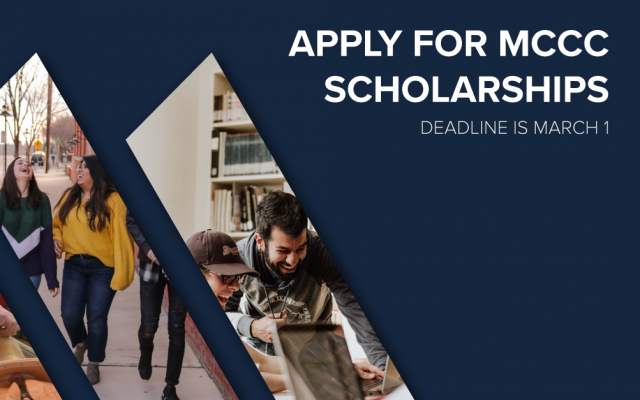 Scholarship image apply now